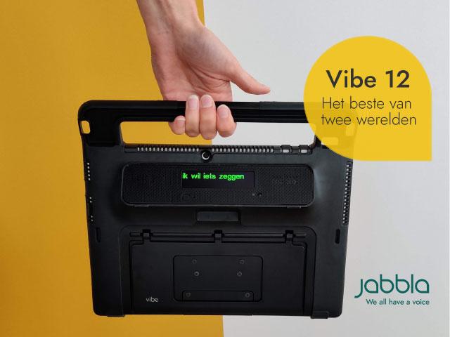 Promo visual voor Vibe 12.